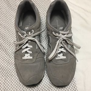 Men's Gray New Balance Shoes